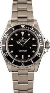 Pre-Owned 40mm Rolex Submariner 14060