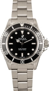 Rolex 14060 No Date Submariner