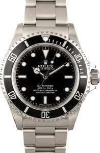 Rolex Submariner 14060M Steel Watch