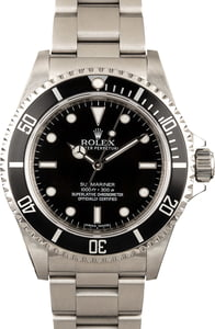 Rolex Submariner 14060 Steel Watch