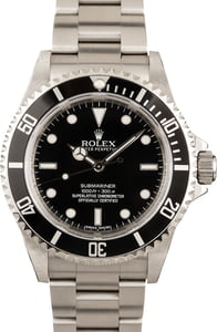 Rolex Submariner No Date 14060 Random Serial