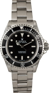 Rolex Submariner 14060 No Date Pre Owned Watch