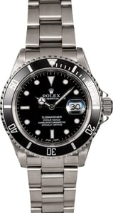 Rolex Submariner 16610 Dive Watch