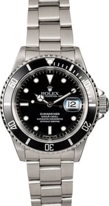 Rolex Submariner 16610 Men's Diving Watch