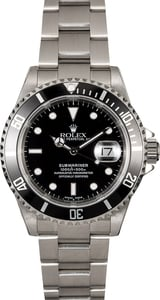 Rolex Submariner 16610 Men's Watch