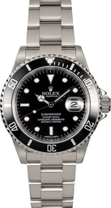 Rolex Submariner 16610 Stainless Steel Oyster Bracelet
