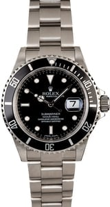 Men's Rolex Submariner 16610 Steel Oyster Bracelet