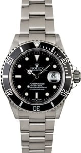 Rolex Submariner 16610 with Date