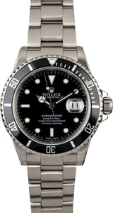 Rolex Submariner 16610 Diver's Watch