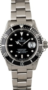 Rolex Submariner 16610 Steel 40MM Case