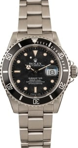 Rolex Submariner 16610 Steel