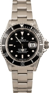 Used Rolex Submariner 16610 Men's Watch