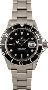 Rolex Submariner 16610 40MM Case