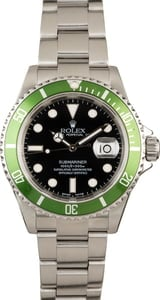 Rolex Submariner 16610 Oyster Perpetual Date Men's Watch