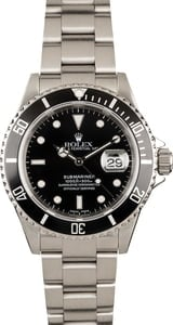 Rolex Submariner 16610 Steel Bracelet