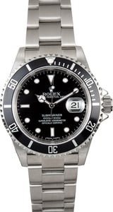 Rolex Submariner 16610 Factory Stickered