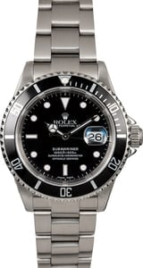 Rolex Submariner 16610T Men's Diving Watch