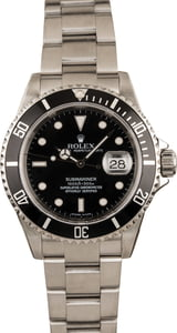 Rolex Submariner 16610 xx