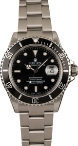 Pre-Owned 40MM Rolex Submariner 16610T