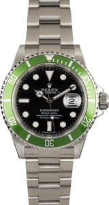Pre-Owned Rolex Submariner 16610V