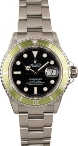 Used Rolex Submariner 16610V Anniversary Model