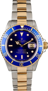 Rolex Submariner 16613 Certified PreOwned