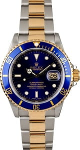 Rolex Submariner 16613 PreOwned Men's Watch