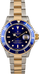 Used Rolex Submariner 16613