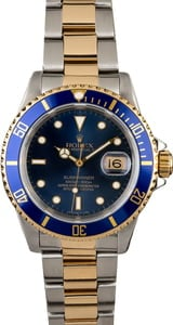 Rolex Submariner 16613 Luminescent