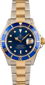 Rolex Submariner 16613 Oyster Men's Watch