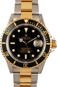 Rolex Submariner 16613 Two-Tone Bracelet