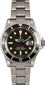 Men's Rolex Submariner Vintage 1680