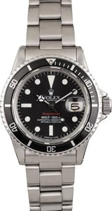 Vintage 1974 Rolex Submariner 1680 Mark IV Dial