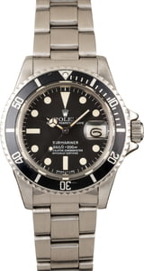 Rolex Submariner 1680 at Bob's Watches xx