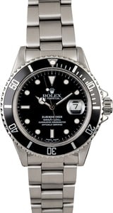 Rolex Submariner 16800 Men's Watch