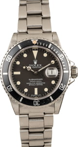 Men's Rolex Submariner 16800
