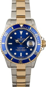 Rolex Submariner 16803 Diver's Watch