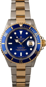 Used Rolex Submariner 16803 Diver's Watch