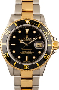 Rolex Submariner 16803 Men's Watch