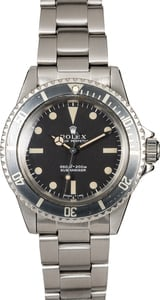 Genuine Vintage Rolex Submariner 5513