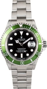 Rolex Submariner Anniversary Edition 16610