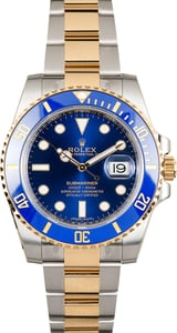 Rolex Submariner Ceramic 116613 Sunburst Dial