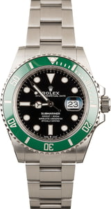 Rolex Submariner Date 126610lv Green Ceramic 41MM
