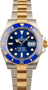 Rolex Submariner Date 126613LB Steel & 18k Gold