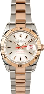 Rolex Thunderbird Datejust 116261 Rose Gold