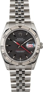 "Rolex Thunderbird Datejust 116264 ""Turn-o-Graph"""