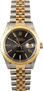 Rolex Thunderbird Datejust 16253 Black