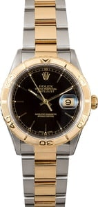 Rolex Thunderbird Datejust 16263 Black