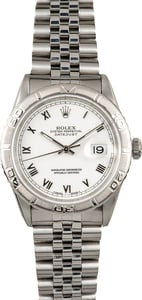 "Rolex Thunderbird Datejust 16264 ""Turn-O-Graph"""