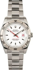 Rolex Datejust Thunderbird 116264 White